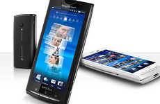 Social Media Mobiles -  Xperia X10 is a Crowning Sony Ericsson Achievement