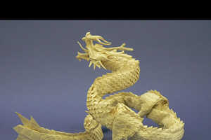 Satoshi Kamiya Makes Detailed Origami from Single Sheets of Paper
