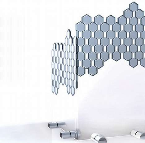 Honeycomb Eco-Room Dividers