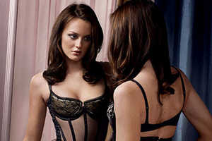 Leighton Meester for GQ Has Nothing to Hide