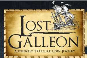 Lost Galleon Collects Hidden Treasures and Makes Them into Jewelry