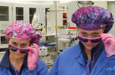 Pink Glove Dances - Hospital Staff Boogies to Promote Cancer Awareness