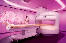 Modern Multimedia Healing Chambers