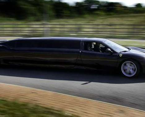 Little Luxury Limos Mini Cooper Offers Limousine With