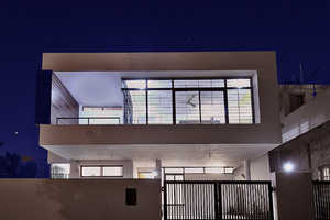 The Design Firm Blends Form & Function for Satish Nayak Residence in Bangalore