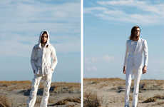 Nomadic Menswear Collections - SEMBL Spring 2010 Line Delivers for the Jet-Setting Male