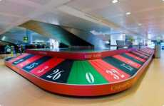 Casino Roulette or Baggage Claim?