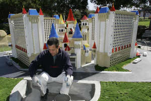 Legoland Presents Mini-Las Vegas