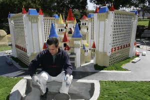 Legoland Presents Mini-Las Vegas