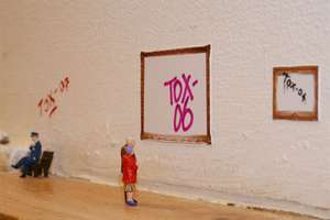 Tiny Street Art Project