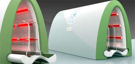 Futuristic Toaster - Impressive Concept