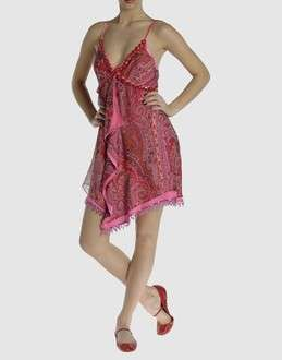 Babydolls and Spring Dresses Hot in 2007
