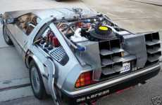 Back To The Future Car For Sale On eBay