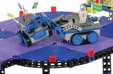 Kid Friendly Robot Wars