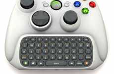 Video Game Controllers Go QWERTY