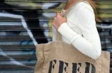 "Lauren Bush & WFP FEED Bag - The New Eco ""It"" Bag"