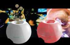 Tip Jar That Glows When Fed