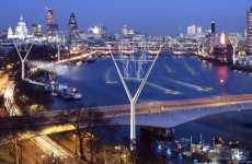Urban Wind Turbines - Concept Would Convert Downtown London to Renewable Energy