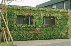 Green Walls & Roofs from G-Sky - Vancouver Turns A Healthy Shade of Green