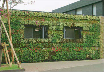 Green Walls & Roofs from G-Sky
