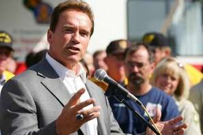 Arnold Wants to Sex-Up Green Movement