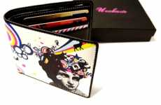 Artist Designed Wallets - Unchaste.co.uk Features Up and Coming Global Artists