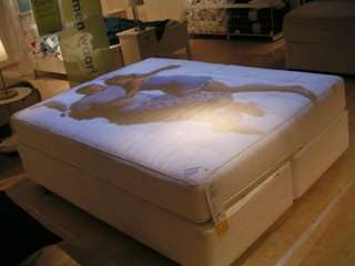 Ikea Interactive Bed Projection