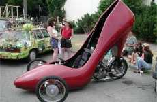 world's strangest scooters