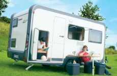 Chic Modern Campers - Deseo Caravan For the Uber-Trendy