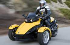 Three-Wheeled Motorcycles