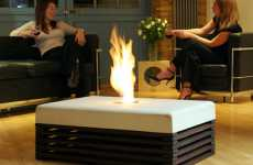 Open Flame Fire Tables