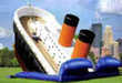 Survive The Titanic Adventure Slide
