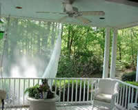 Mosquito Curtains