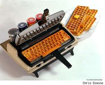 Breakfast For Geeks