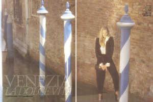 'Venezia La Dolce Vita' in Marie Claire Italy Inspires Wanderlust