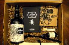 Kraken Rum Blends Spiced Rum With Giant Creatures of the Deep