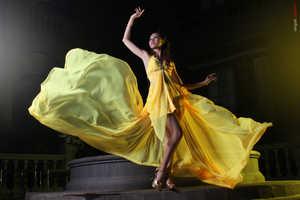 'Livin' La Diva' by Augustcaptured Revitalizes Retro Dress-Up
