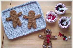 KTBdesigns Gingerbread Man Patterns Let You Make Calorie-Free Crafts