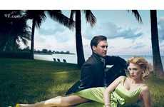 12 Mad Menspirations - From Mad Men Fashion Shows to Housewife Editorials