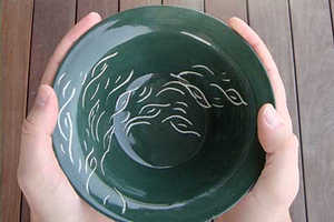 Potters Sell Empty Bowls to Feed the Hungry