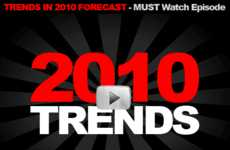 2010 Consumer Trends Forecast by Trend Hunter