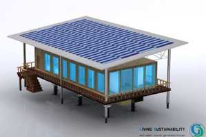 The Global Sustainable Home by John Farag