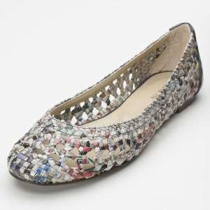 Recycled Newspaper Shoes - The Eco-Friendly Hot News Ballet Flats from All Black