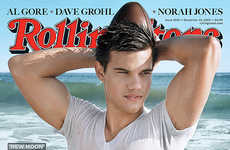 The Taylor Lautner Rolling Stone Spread Is Achingly Beautiful