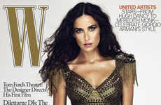 Demi Moore Takes Down the Hip Doctoring Rumor
