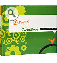 Custom Twitter Books