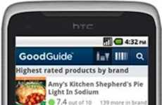 Eco-Concious Shopping - The GoodGuide iPhone App Scans Barcodes For Product Information