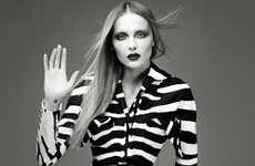 Galactic Zebra Fashion