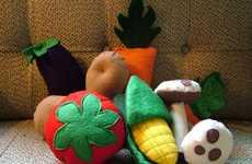 Veggie Playthings
