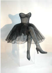 Chicken Wire Dresses